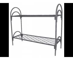 Реализуем кровати металлические оптом с доставкой