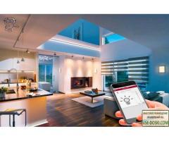 Умный дом, Умный дом Краснодар, Монтаж систем умный дом по лучшей цене от ИНТЕЛЛЕКТ ХАУЗ
