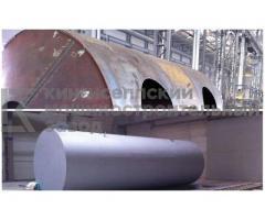 Производитель вертикальных и горизонтальных резервуаров РВ и РГС от 5м³ до 10000м³