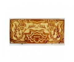 Нарды 60 см деревянные ручной работы
