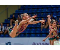 Художественная гимнастика в Краснодаре лучшие.Детский гимнастический клуб Краснодар.Небеса