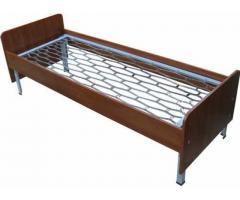Кровати металлические для гостиниц, хостелов, дешево