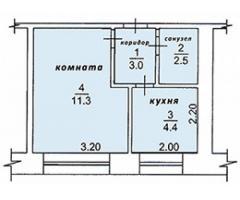 Продать 1-комнатную квартиру