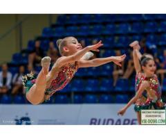 Набор в группы по удожественной и эстетическая гимнастике для девочек 3-6 лет в Краснодаре