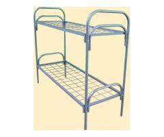 Прочные металлические кровати в больницы