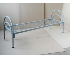 Армейские кровати металлические ГОСТ образца