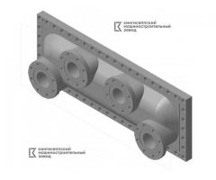 Механическая обработка крышек секций  Аппаратов Воздушного охлаждения