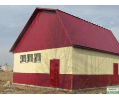 Новое здание магазина