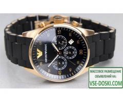 Стильные мужские наручные часы Emporio Armani