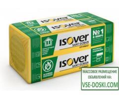 Утеплитель Изовер Оптимал 50 мм.