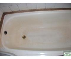 Реставрация (обновление) ванн жидким акрилом