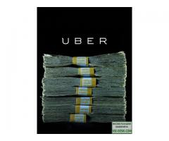 Uber проводит набор водителей!