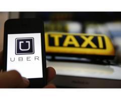 Водитель на личном авто в такси