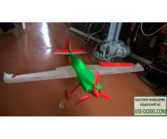 3D печать авиамоделей и квадрокоптеров
