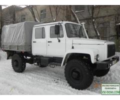 Автомобиль  ГАЗ 33081 Егерь 2 бортовой  наличие